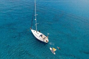 3.5 Hours Private Bavaria 39 Sailing Yacht (8p max)