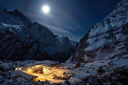 7 days Annapurna Machhapuchhre Base Camp Trek