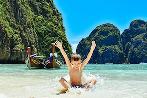 Phi Phi Islands Tour from KHAO LAK