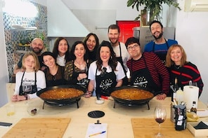 Paella Alicante Experience: Market Tour and Cooking Class
