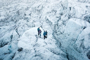 Glacier Adventure from Skaftafell - Extra Small Group
