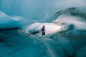 Exclusive Ice Cave and Glacier Hike