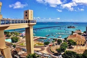Full-Day Historic Private City Tour of Salvador with Lunch