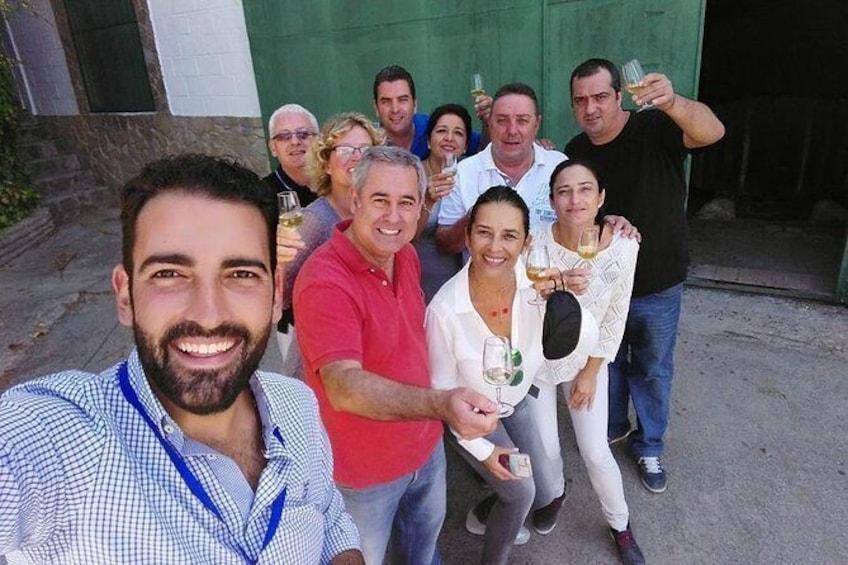 Show item 5 of 7. Jerez Private Tapas Walking Tour