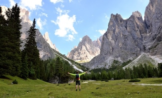 Hike the Dolomites - Private excursion near Bolzano (1 day)
