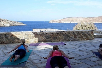 Yoga in Serifos