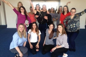 Group Dance Lessons and Parties for Hen and Stag weekends