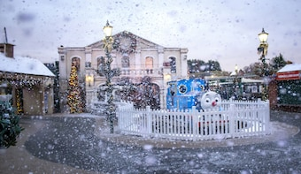 Drayton Manor Park - Magical Christmas