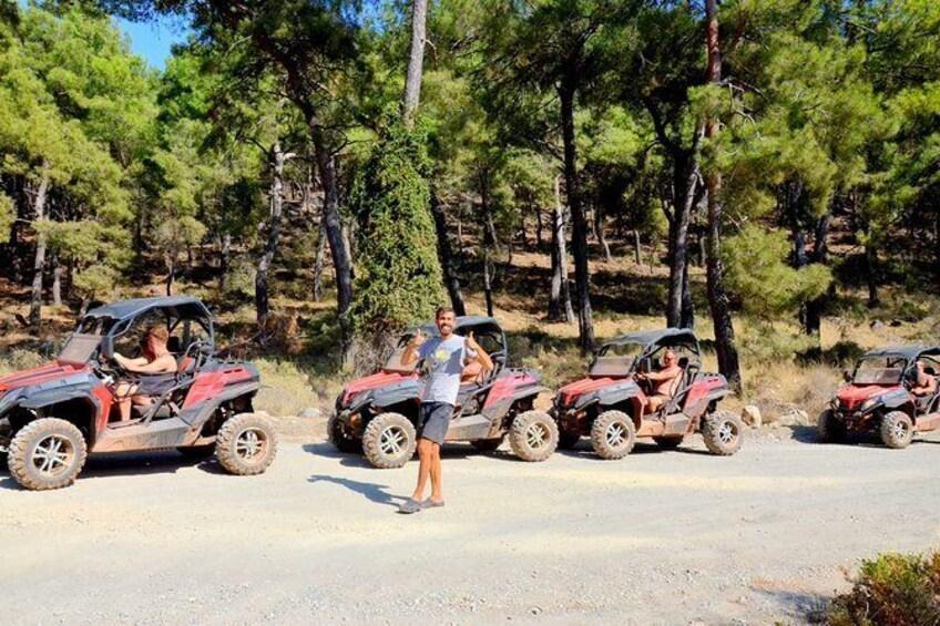 Show item 4 of 20. Buggy Off-Road Safari