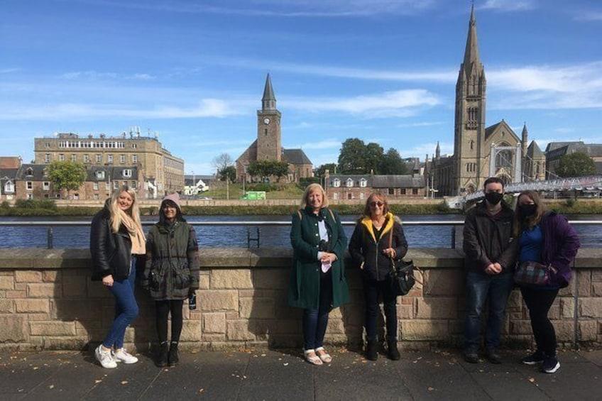 Inverness City Centre Walking Tour