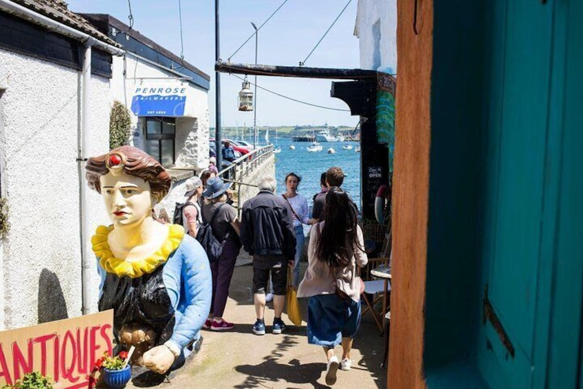 Discover Falmouth's unique mindboggling history!