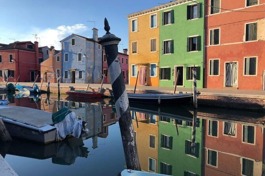 Show item 3 of 6. Photo Shooting in Burano island