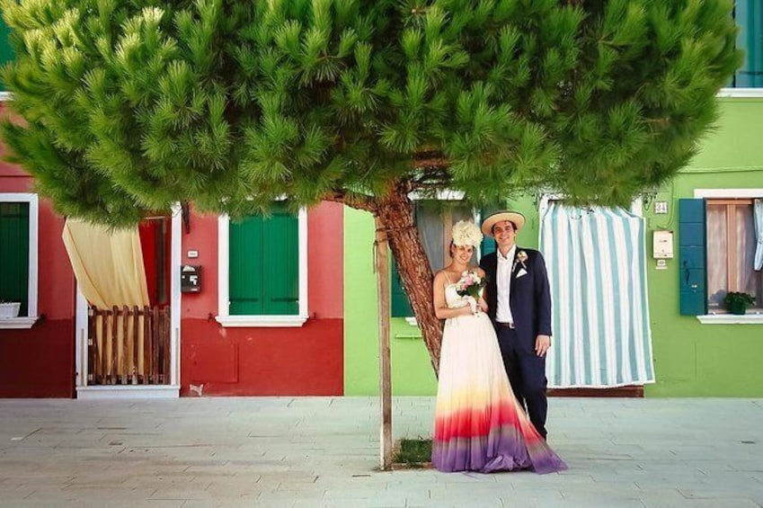 Show item 5 of 6. shooting in burano 2