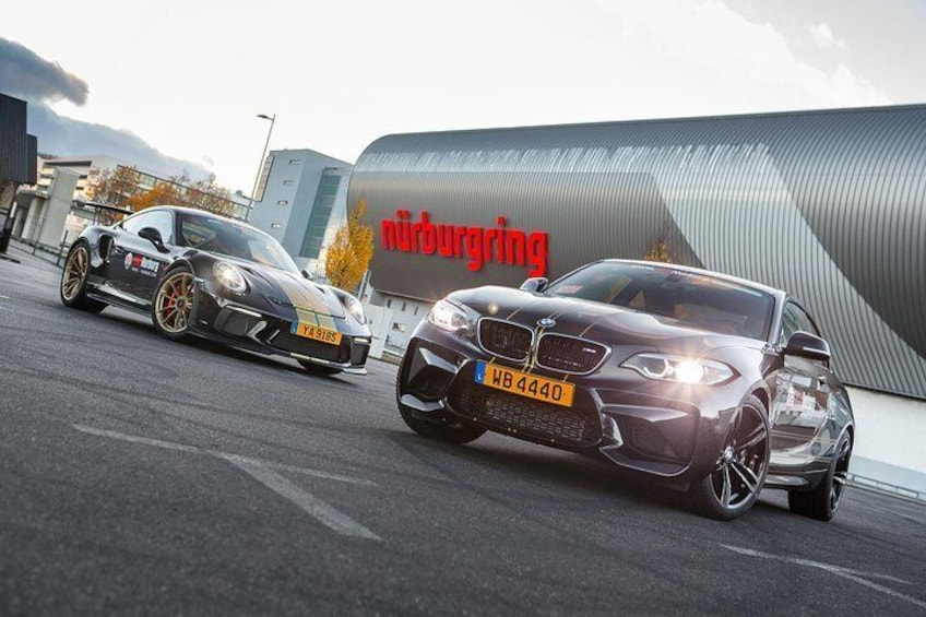 Explore the Nürburgring