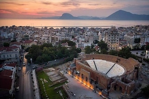 Patras sightseeing tour from Grecotel Olympia Riviera and Robinson Club Kyl...