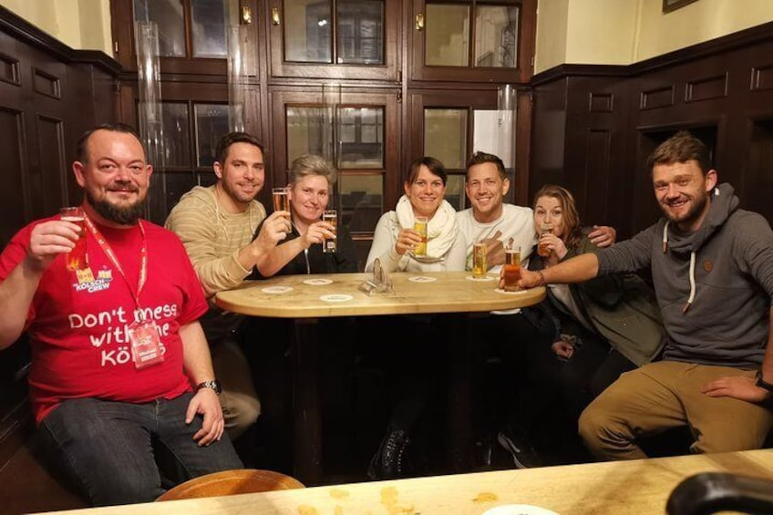 Guided Brewery Walking Tour in Cologne