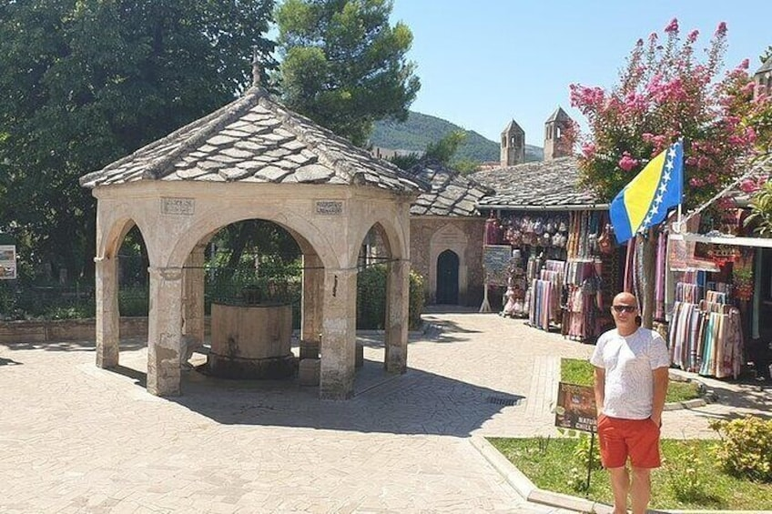 Show item 5 of 20. Private Tour: Medjugorje and Mostar Day Trip from Dubrovnik