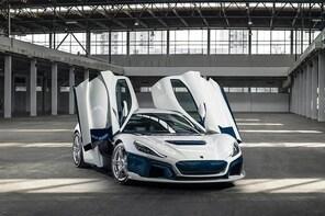 Rimac Automobili - Electric Hypercar Factory Tour