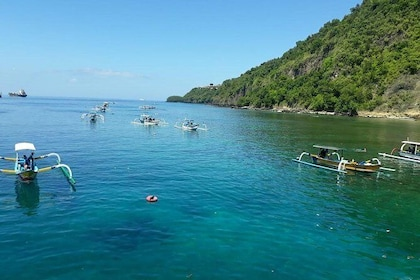 Special offer Snorkeling Blue lagoon and Amuk bay
