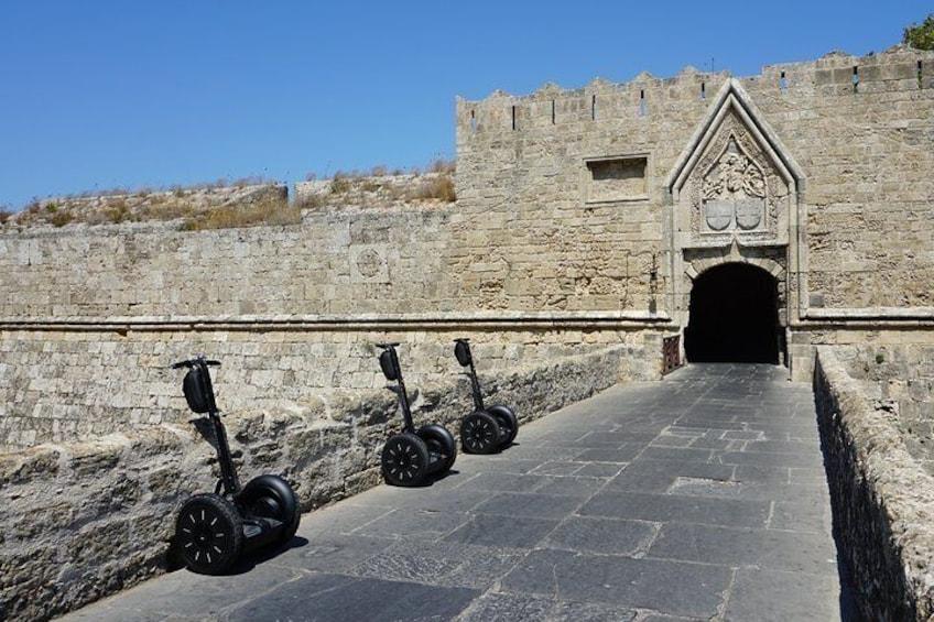 Rhodes: Grand Segway Tour