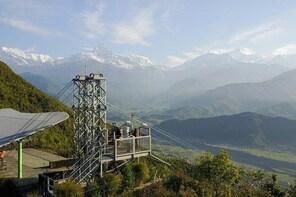 ZipFlyer Sunrise Experience with Champagne Breakfast - Pokhara, Nepal