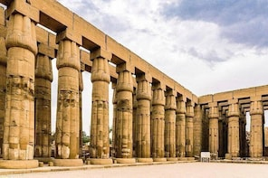Private tour to Karnak and Luxor Temples