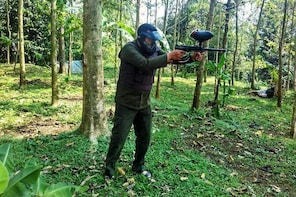 2 Hours Paintball in Caringin