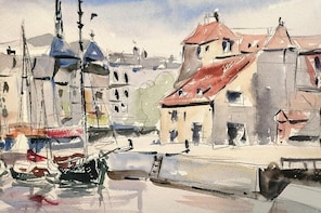 The Secret of great watercolour, you will be astounded at what is achievabl...