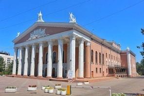 A stunning Bishkek city tour