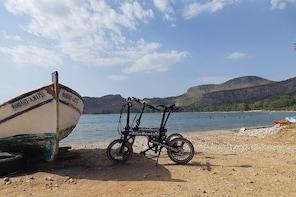 Tour Nafplio with an e-bike!