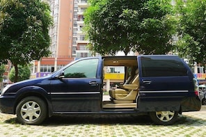 Private One Way Transfer to Qufu from Jinan