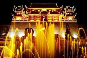 Private Night Tour of Yinchuan City Highlights and Markets