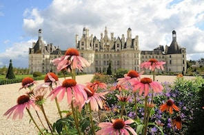 Day Tour of Chateaux of Chenonceau, Chambord & Caves Duhard XVth century