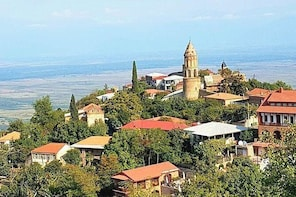 The Best of Sighnaghi Walking Tour