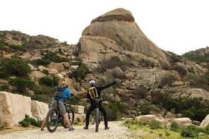 The ring of Mountain Tuttavista with Electric Mountain Bikes