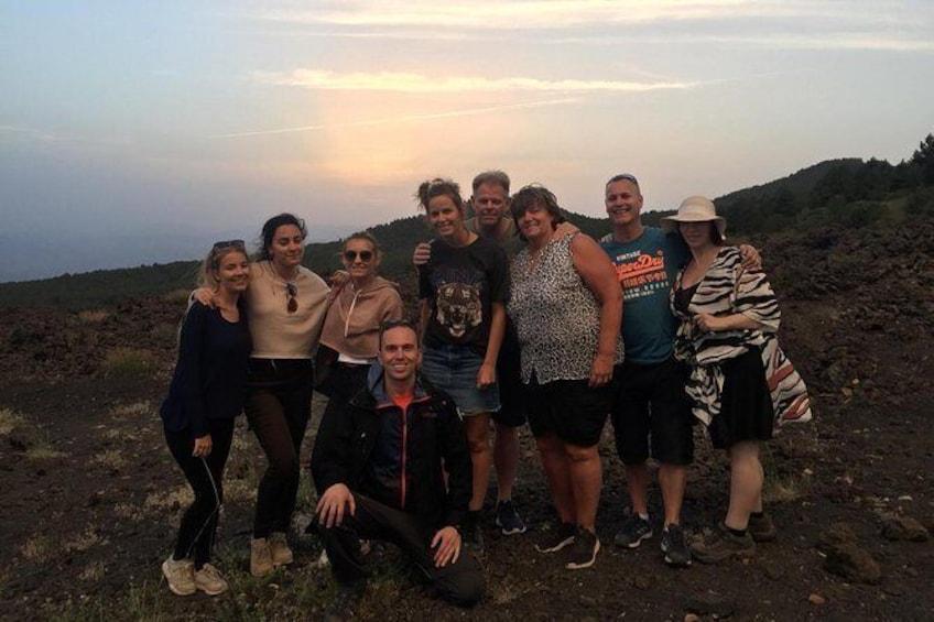 Show item 5 of 6. Etna at Sunset Half-Day Tour from Taormina