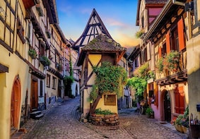 Alsace Colmar, Medieval Villages & Castle Small Group Day Trip from Strasbo...