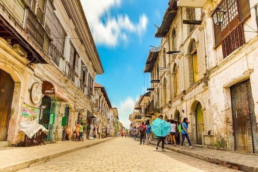 Vigan Day Tour From Manila (Shared Tour)