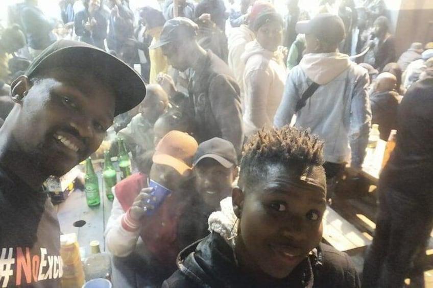 Show item 7 of 7. Soweto Pub-Crawl Tour