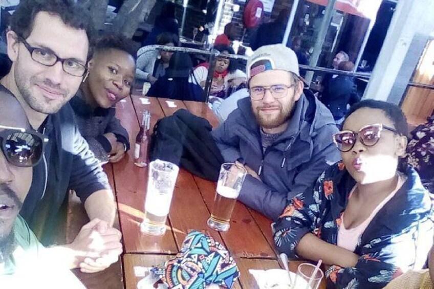 Show item 3 of 7. Soweto Pub-Crawl Tour