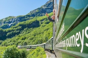 PRIVATE DAY TOUR - BERGEN TO OSLO, PREMIUM NÆRØYFJORD CRUISE AND FLÅM RAILW...