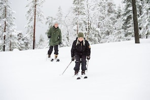 Classic Wilderness Skiing in the Pyhä-Luosto National Park
