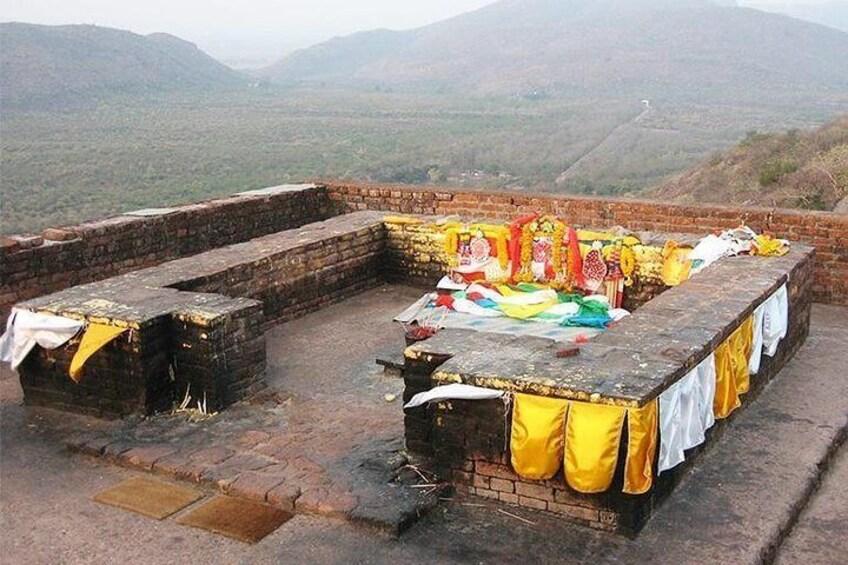 Vulture Peak - Rajgir