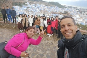 Chefchaouen City guided tour