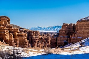 One day tour to Charyn canyon