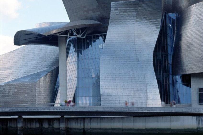 Bilbao, Guggenheim museum and the coastal villages