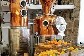 Tasting of liqueurs of Monaco