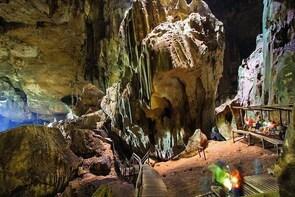 Niah Caves Excursion & Tusan Beach