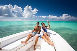 PRIVATE Saona Island Cruise - from US$ 295 for your group (7 max)
