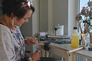 Jewellery Workshop - Make a set of three eco- silver rings